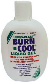 burn cool gel