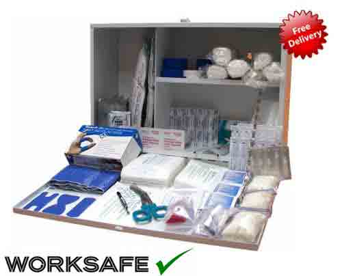 catering first aid kit large