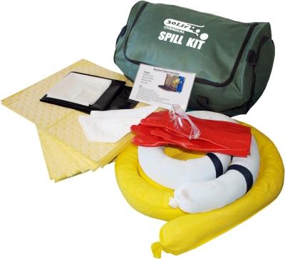 25litre chemical spill kit economy