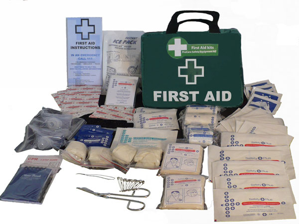 de luxe first aid kit large