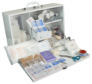 industrial warehouse first aid kit