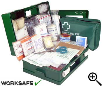 office first aid kit 1-12 persons