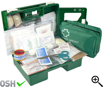 office kits up to 5 persons