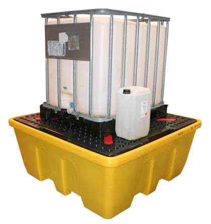 Single IBC Containment pallet