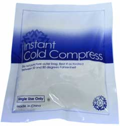 disposable ice packs