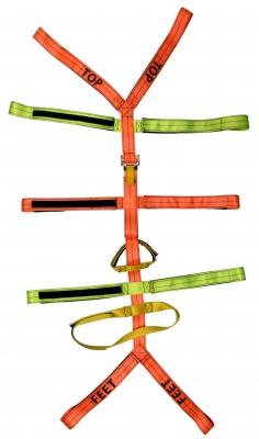 spine board harness