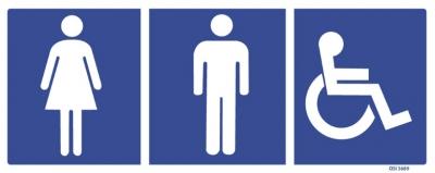 combination toilets